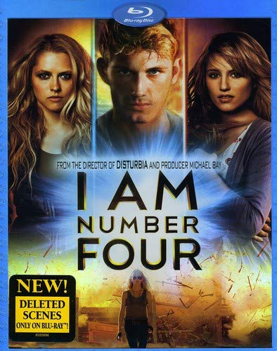 I Am Number Four [Blu-ray] DVD