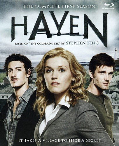Haven: The Complete First Season [Blu-ray] DVD
