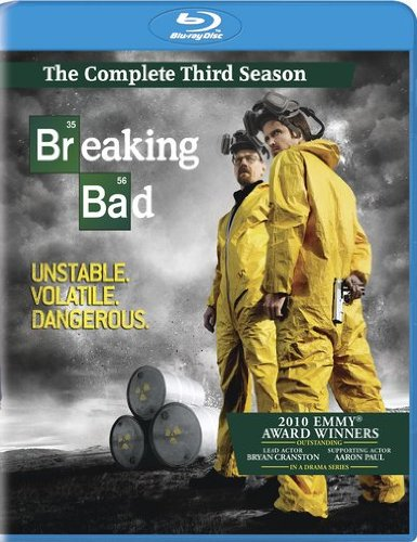 Breaking Bad: The Complete Third Season [Blu-ray] DVD