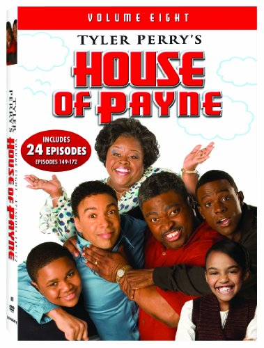 Tyler Perry's House of Payne, Vol. 8 DVD