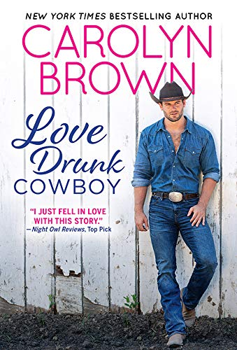 Book Love Drunk Cowboy