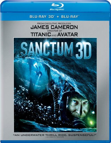Sanctum Two-Disc Blu-ray 3D/Blu-ray Combo + Digital Copy