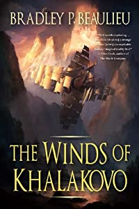 Free Kindle eBook (U.S. Only): The Winds of Khalakovo by Bradley P. Beaulieu (Limited Time)