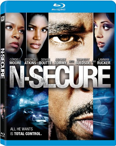 N-Secure [Blu-ray] DVD