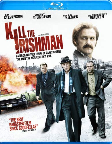Kill the Irishman [Blu-ray] DVD