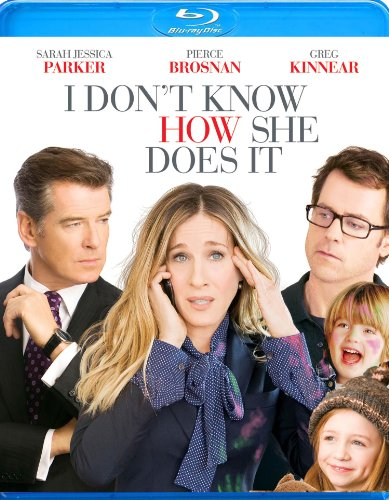 I Don't Know How She Does It [Blu-ray] DVD