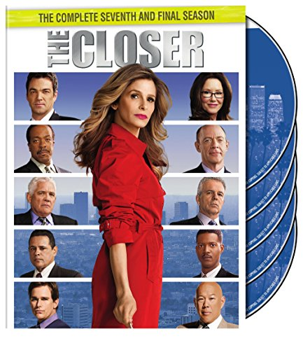 The Closer: The Complete Seventh Season DVD