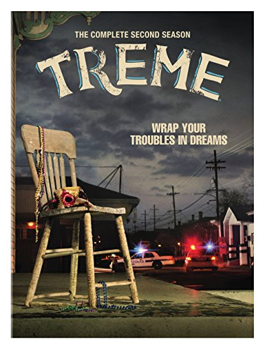 Treme: The Complete Second Season DVD