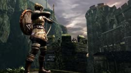Screenshot: Dark Souls
