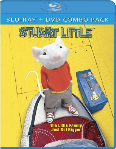 Stuart Little Two-Disc Blu-ray/DVD Combo