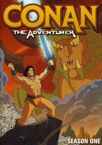 Conan the Adventurer cover