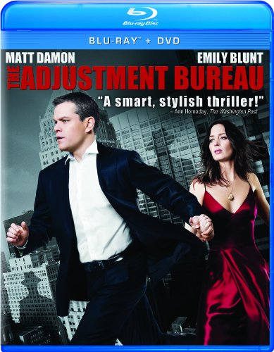 The Adjustment Bureau [Blu-ray] DVD