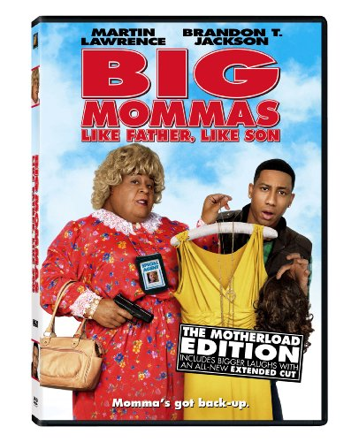 Big Mommas: Like Father, Like Son DVD