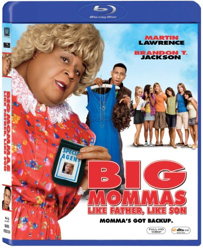 Big Mommas: Like Father, Like Son [Blu-ray] DVD