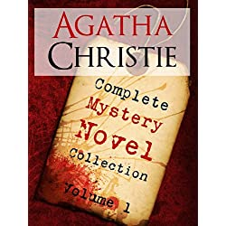 The Complete Mystery Novel Collection Vol. 1