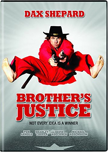 Brother's Justice DVD