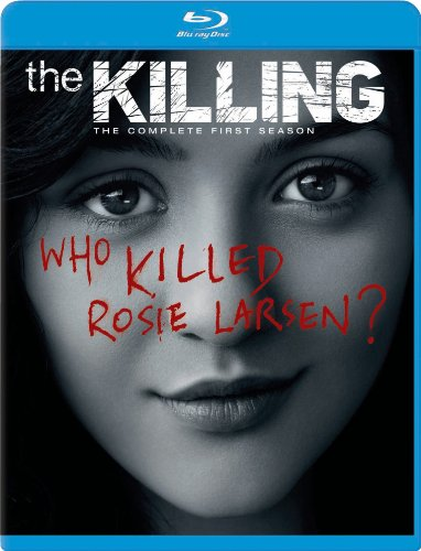 The Killing: Season One [Blu-ray] DVD