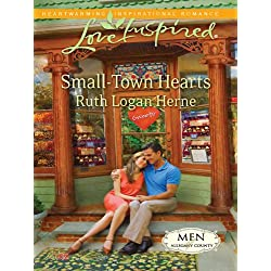 Small-Town Hearts (Men of Allegany County Book 2)