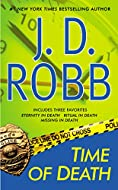 Book Cover: Time of Death by J. D. Robb