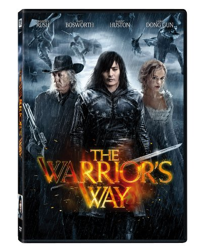 The Warrior's Way DVD