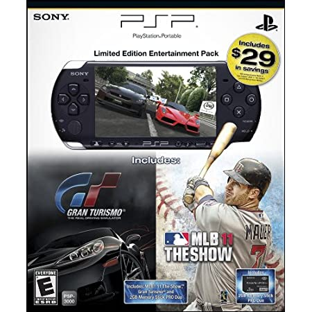 Limited Edition Psp 3000 Fathers Day Bundle (playstation Portable)