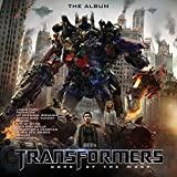 Transformers: Dark Of The Moon - The Album (2011) (Album) by Various Artists