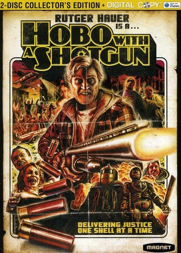 Hobo with a Shotgun DVD