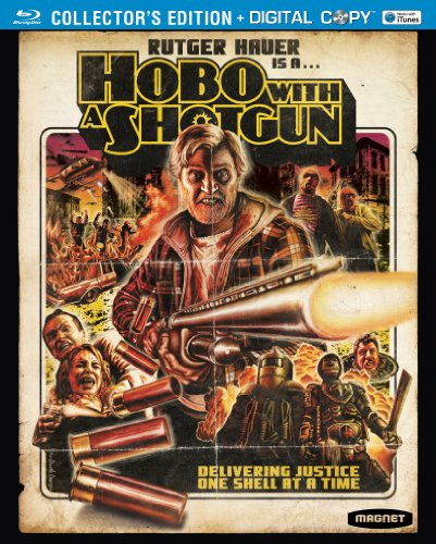 Hobo With A Shotgun [Blu-ray] DVD