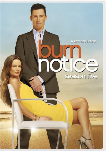 Burn Notice: The Complete Fifth Season DVD