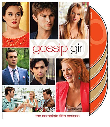 Gossip Girl: The Complete Fifth Season DVD