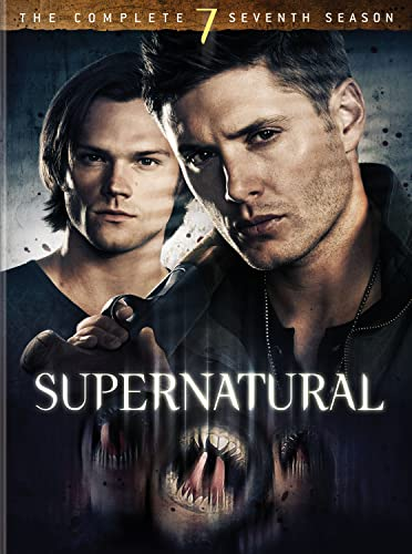 Supernatural: The Complete Seventh Season DVD
