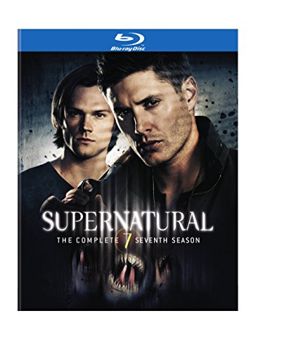 Supernatural: The Complete Seventh Season [Blu-ray] DVD