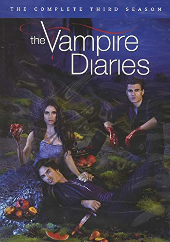 The Vampire Diaries: The Complete Third Season DVD