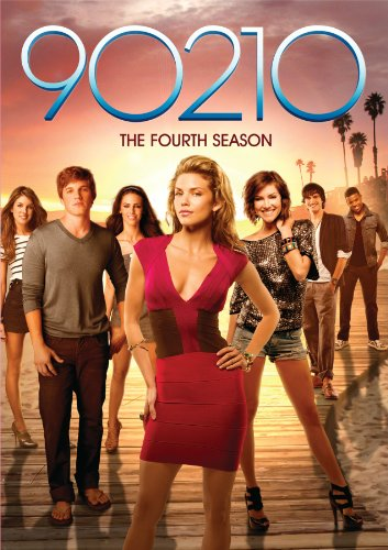 90210: The Fourth Season DVD