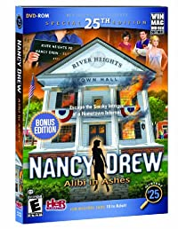 Nancy Drew 25: Alibi In Ashes (PC and Mac)