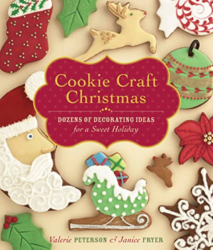Book Cookie Craft Christmas