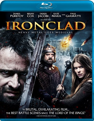 Ironclad [Blu-ray] DVD