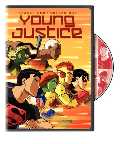 Young Justice: Season One V.1 DVD