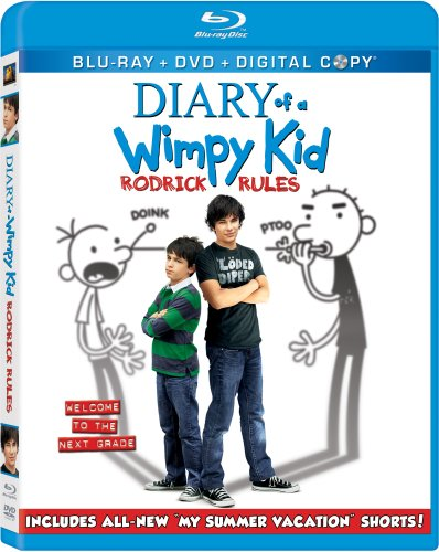 Diary of a Wimpy Kid: Rodrick Rules  DVD