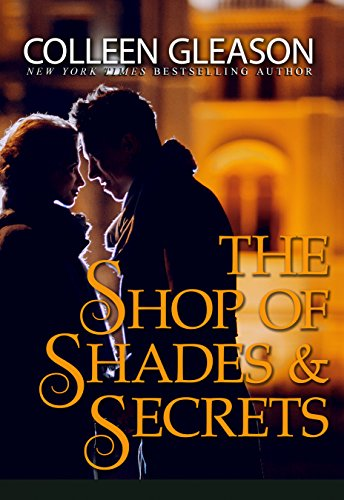 Book The Shop of Shades and Secrets
