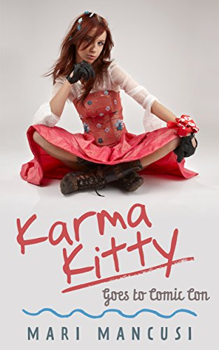 Book Karma Kitty Goes to ComiCon