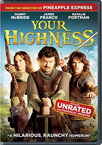 Your Highness DVD