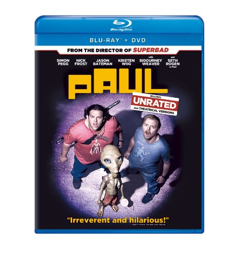 Paul Two-Disc Blu-ray/DVD Combo + Digital Copy