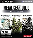 Metal Gear Solid HD Collection (2011) (Video Game)