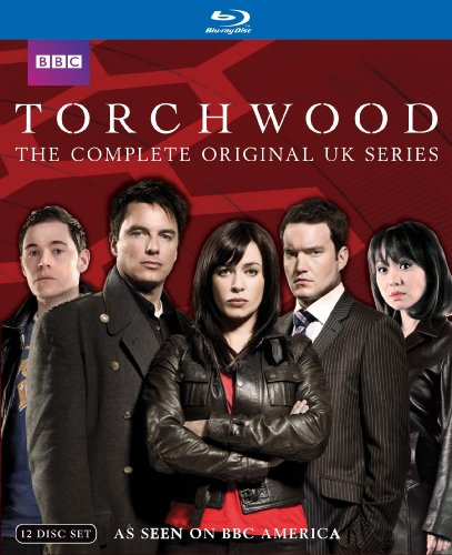Torchwood: The Complete Original UK Series [Blu-ray] DVD