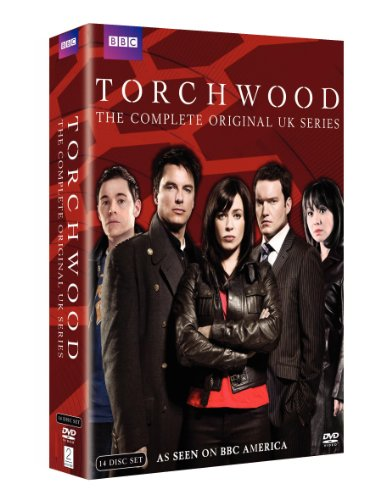 Torchwood: The Complete Original UK Series DVD