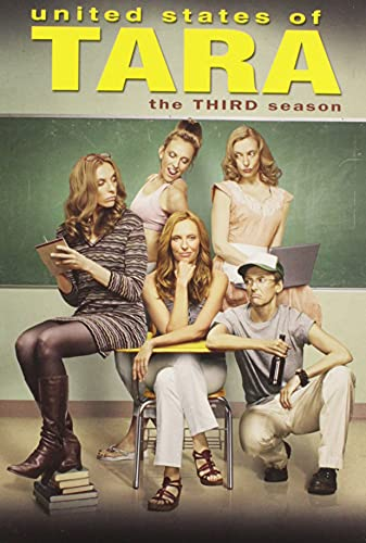 United States of Tara: Third Season DVD