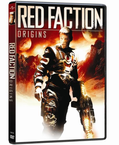 Red Faction: Origins DVD