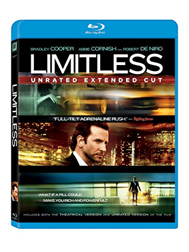 Limitless [Blu-ray] DVD