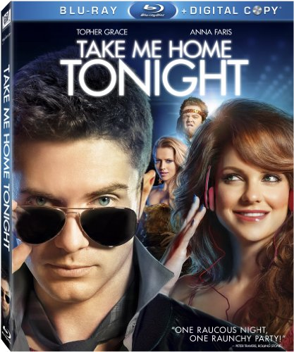 Take Me Home Tonight [Blu-ray] DVD